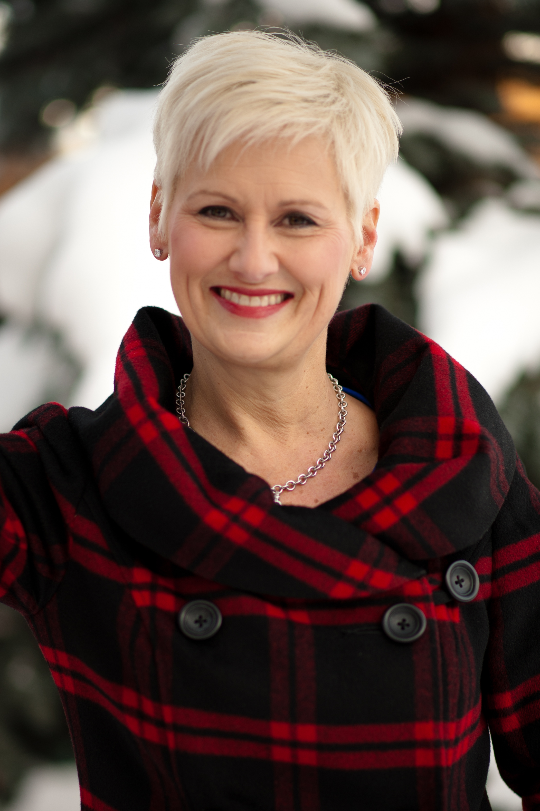 Christian women's speaker Donna Carter