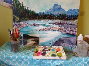 Donna Carter creates bfs